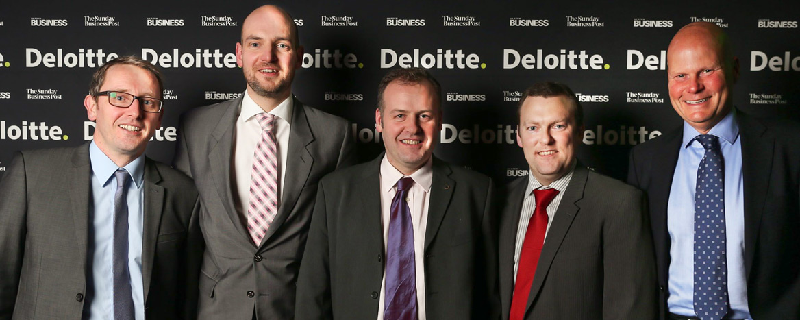 Northern Ireland Web Agency Named Deloitte Fast 50 Rising Star