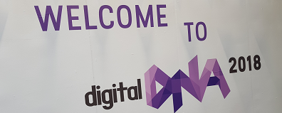 Flint Studios Attend DigitalDNA and Judge UpSTART 2018