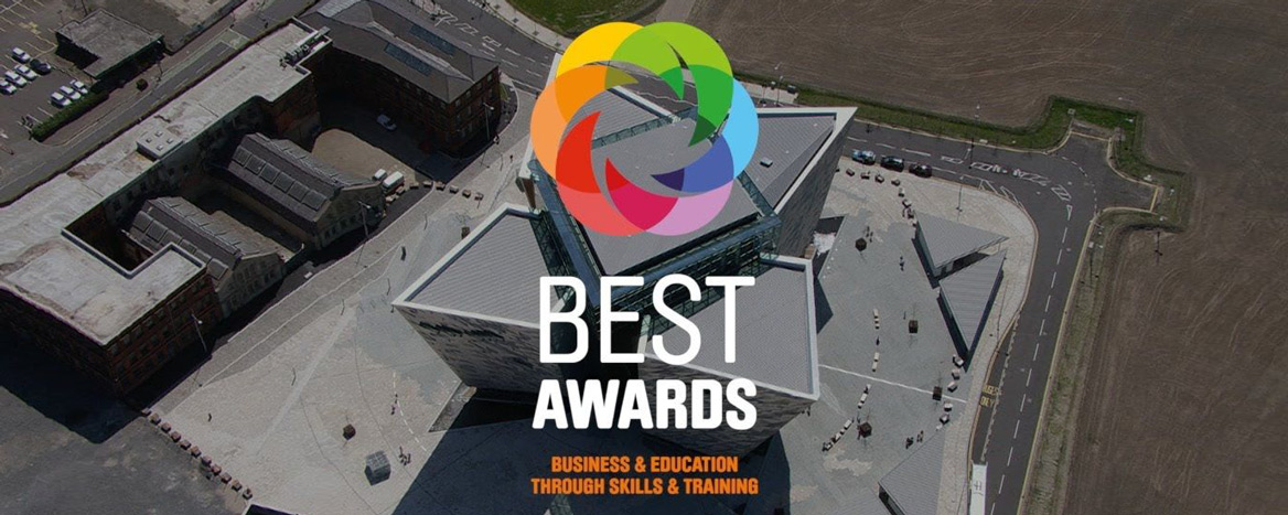 Flint Studios Sponsor Colleges NI Best Awards 2015